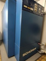 SCHÄRER WB 20 Elektro-Warmwasser-Zentralheizung Heizungsanlage