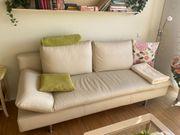 Sofa Schlafsofa Couch aus feinem