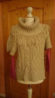 Damen Kurzarm Pullover S Oliver