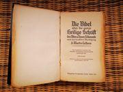 Bibel evangelisch von 1950