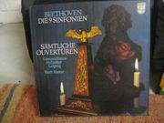 Beethoven die 9 Symphonien-Sämtliche Overtüren