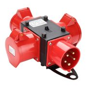 Baustromverteiler CEE 32A Stromverteiler mit