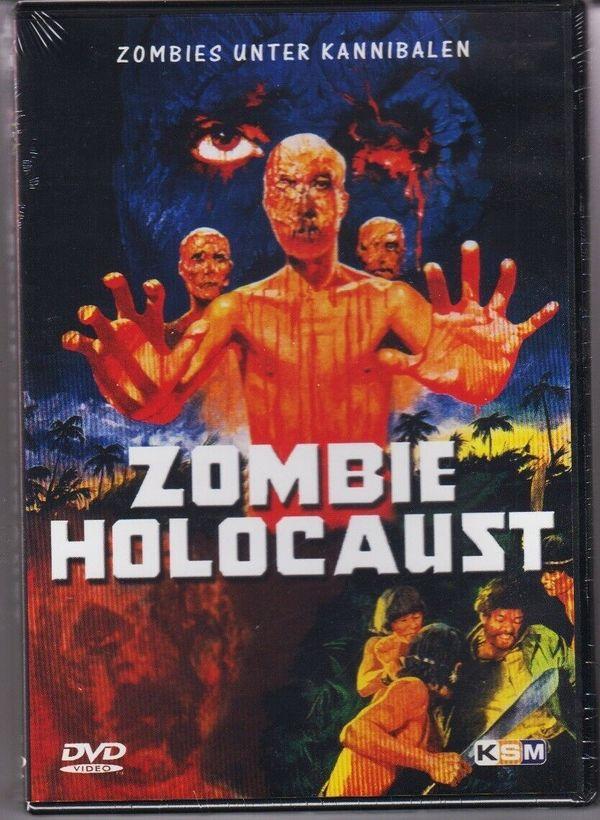 3 Zombie DVD Filme NEU