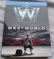 Westworld Staffel 1 2 Blu-ray