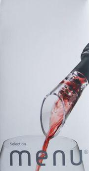edler Wein Dekantierer Ausgießer von