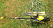 Vario RC Helikopter 26ccm Benzin-Acrobatic-Trainer