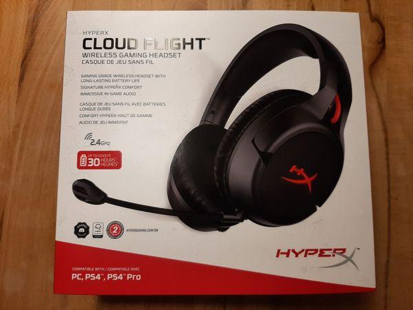 HyperX Cloud Flight - Gaming Headset -