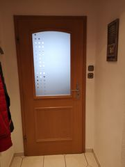 Zimmertür Eiche hell 197 5