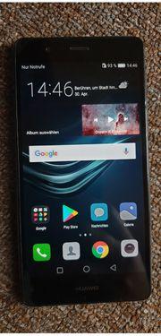 Huawei P9 Lite Schwarz