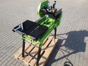 Zipper Maschinen Steintrennmaschine ZI STM