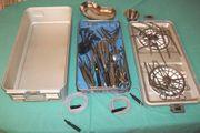 Aesculap kompl Operationssieb für Operationen