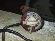 Elektrodämpfer