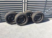 Winterreifen - Komplettradsatz - 225 50 R17
