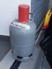 Gasflasche GAS grau 5 kg