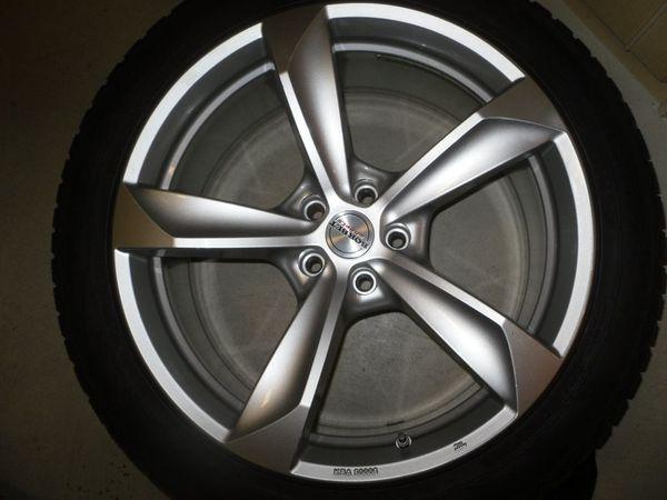 4 Winter Kompletträder Mercedes GLC