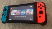 Nintendo Switch inkl 25 Spiele