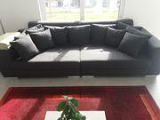 Big-Sofa anthrazit