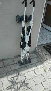 Falt-Buggy schwarz