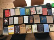 alte historische Bücher