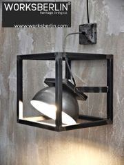 Industrielle Wandlampen Deckenlampen Industrielampen - worksberlin