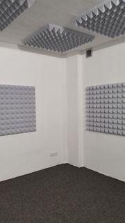 2 neue Musikproberäume Tonstudio Nähe