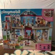 Shoppingcenter von Playmobile