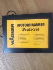 Motorhammer Profiset von Wagner im