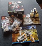 Lego Star Wars Rest Einzelteile