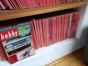 Hobby Hefte von 1966 bis