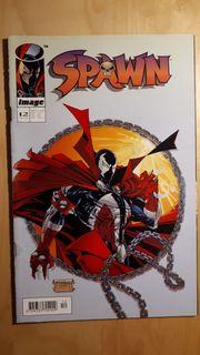 comic image Spawn Nr 12