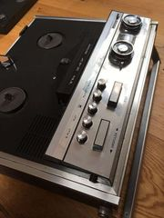 Grundig TK 247 Deluxe Tonbandgerät