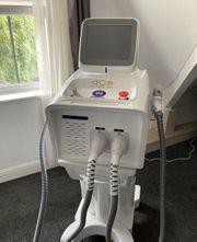 Professionelle Laser-Haarentfernungsmaschine