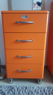 Malibu Kommode Orange