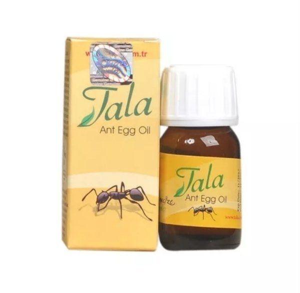 Ameisenöl gegen Haarwuchs