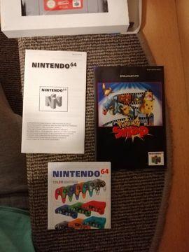 N64 Pokemon Snap Unbespielt in: Kleinanzeigen aus Oppenheim - Rubrik Nintendo, Gerät & Spiele