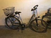 Damen Fahrrad Alu 28Zoll City