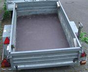 PKW-Anhänger ungebremst 750kg Ladefl 177x108x38cm