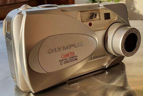 Olympus Digital Kamera 350 Zoom