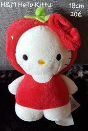 H M Erdbeer Hello Kitty
