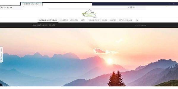 Webdesign Hompage Landingpage Firmenwebsite Privat