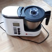 Küchenmaschine Silvercrest Monsieur Cuisine Plus