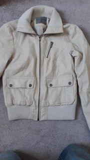 Damen Jacke aus Kunst Leder