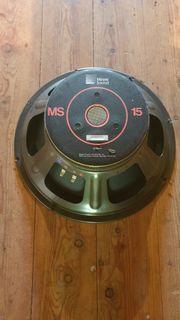 Meyer Sound MS 15