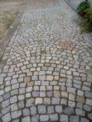 Granitpflastersteine