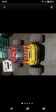 Ferngesteuerter Benzin Truck