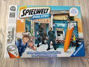 tiptoi® mini Spielwelt Polizei SEK-Einsatz