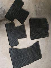 Audi Q5 Gummi-Fußmatten