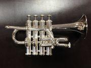 Getzen 940 S Piccolo Trompete