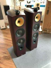 Bowers Wilkins 803 Nautilus 3-Wege-Lautsprecher
