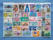Briefmarken Thailand